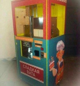 Вендинговый Автомат сахарной ваты