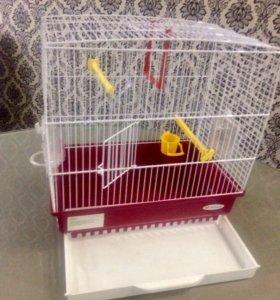 Клетка для попугаев и для других птиц