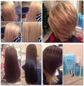 Набор для ламинирование волос