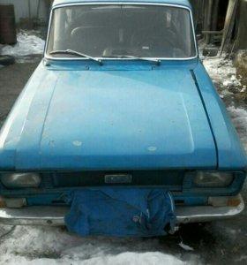 Продам москвич 2137