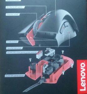 Lenovo Y gaming mouse, Игровая мышь