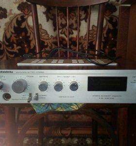 Усилитель радио техника