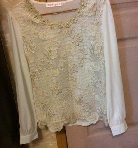 Красивая блузка новая