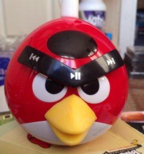 Портативная колонка Angry Birds