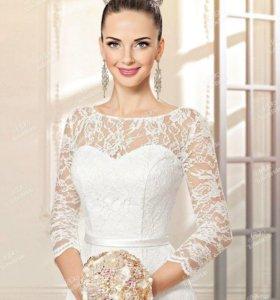 Свадебное платье венчальное