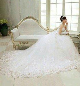 Продается свадебное платье!Новое!