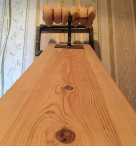 Скамья для пресса с лесенкой на 2 ступени