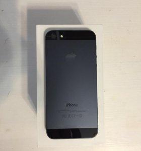 iPhone 5, 16GB, Black