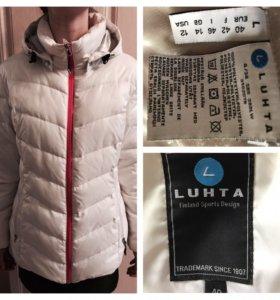 Куртка-пуховик для девочки-подростка