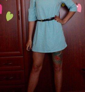 Платье-туника👗