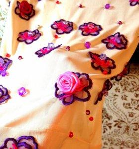 Блузка YvesSantLaurent