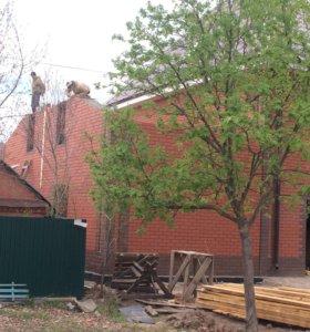Строительство котеджей,бань,саун,гаражей под ключ