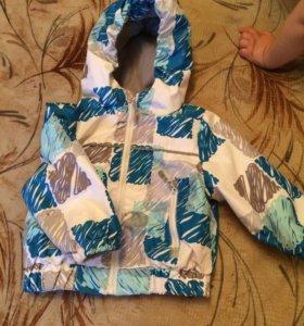 Куртка  баркито размер 80
