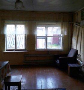 Продается дом 100кв.м на два входа.