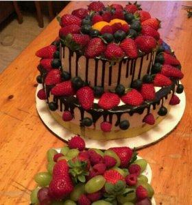 Торты Десерты Ачма