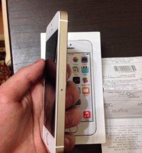 Айфон 5s 32 г золотой