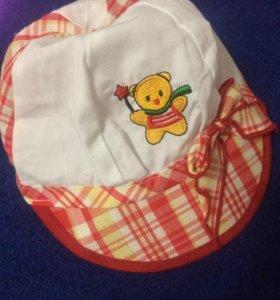 Кепка , вязанная шапка