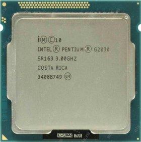 Продаю Intel Pent-up g2030 socket 1155