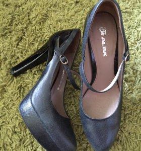 Туфли Alba черные