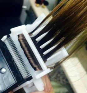 Полировка волос, возможен выезд на дом.