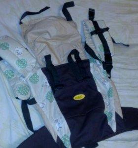 Кенгуру рюкзак для малыша