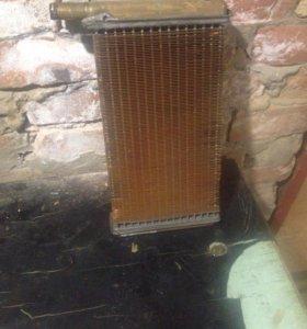Радиатор печки ваз 2108 медный