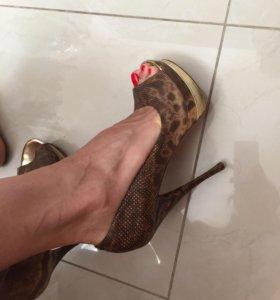 Туфли Versace оригинал 38,5