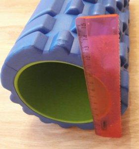Ролик массажный Grid Roller 34на14см