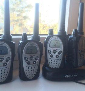 радиостанцииMidland GXT-900