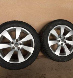Колёса Opel Astra R18
