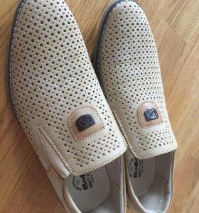 Ботинки летние Тофа