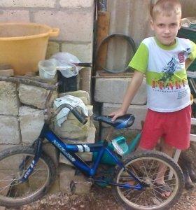 Велосипед для дошкольника