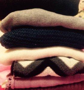 Тёплые кофточки (свитеры)