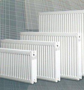 Панельные радиаторы батареи