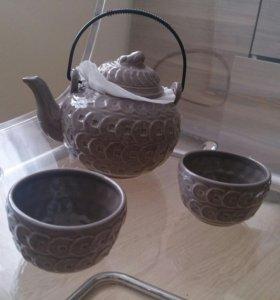 Чайный набор керамика