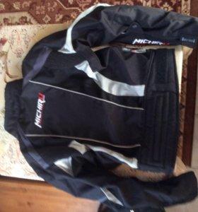 Куртка с защитными вставками Michiru