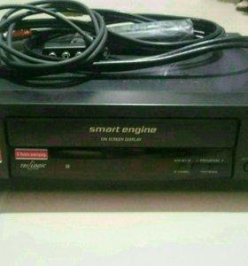 Новый видео-проигрыватель кассетный Sony SLV-E180