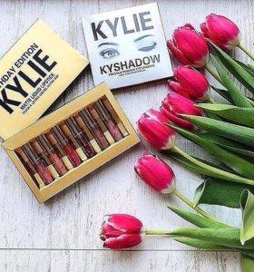 Kylie Birthday Edition набор матовых помад