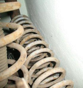 Пружины задние ВАЗ 2111