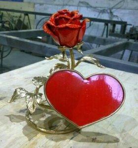 Роза для любимых