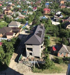 Постройка домов под ключ
