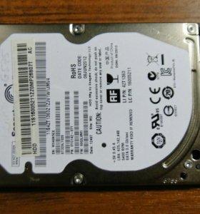 """HDD на 1Tb, 500Gb,для ноутбуков 2,5"""""""