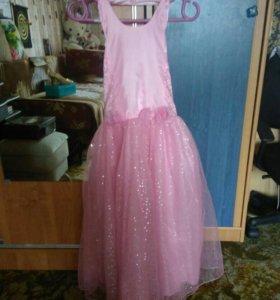 Платье-фата розовая в подарок!!