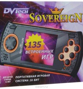 Портативная игровая система DVTech Sovereign 16 би