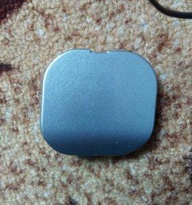 Заглушка в бампер ниссан куб BZ11