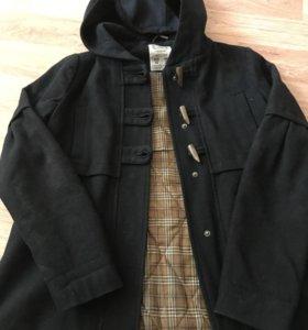 Шерстяное пальто Pull end Bear