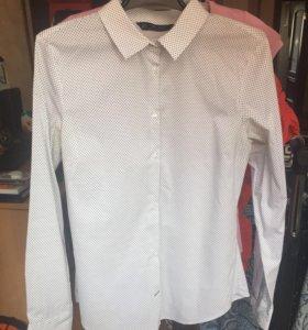Рубашка блузка Zara