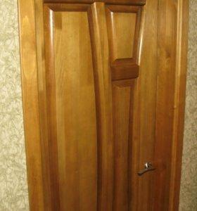 Межкомнатные двери из массива.