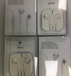 Оригинальная гарнитура EarPods iPhone
