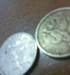 Реткие монеты